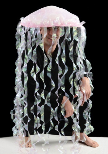 Jellyfish Light Up Hat