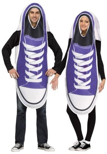 Adult Pair of Sneaker's Costume