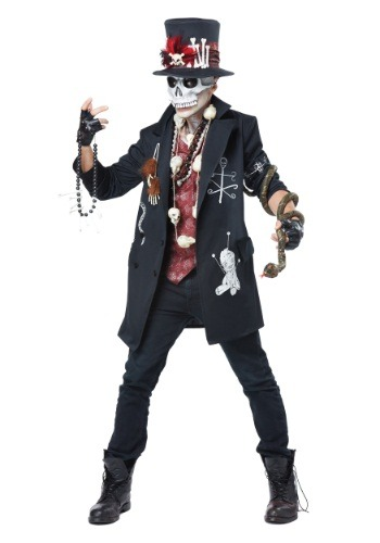 Adult Voodoo Dude Costume