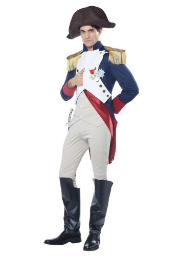 Mens Adult Napoleon Costume