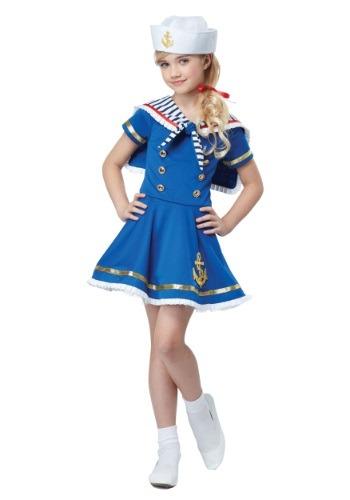 Sunny Sailor Girl Costume