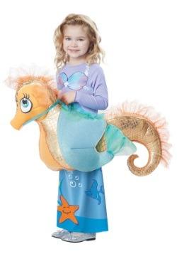 Child Ride a Seahorse Costume