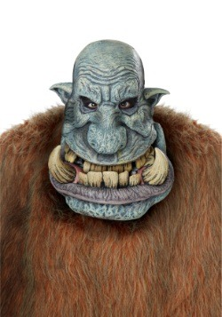 Adult Battle Troll Big Mouth Mask