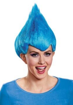 Blue Wacky Adult Wig