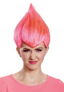 Pink Wacky Adult Wig