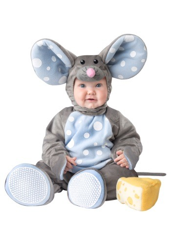 Click Here to buy Baby Lil Mouse Costume from HalloweenCostumes, CDN Funds & Shipping