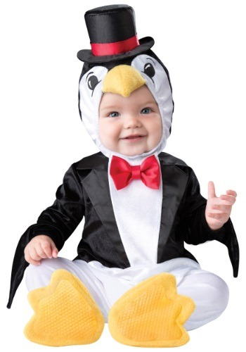 Click Here to buy Baby Playful Penguin Costume from HalloweenCostumes, CDN Funds & Shipping