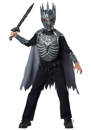 Click Here to buy Boys Dark Lord Costume from HalloweenCostumes, CDN Funds & Shipping
