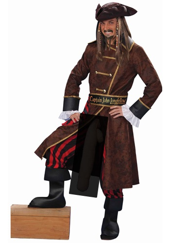 Click Here to buy Captain John Longfellow Costume from HalloweenCostumes, CDN Funds & Shipping