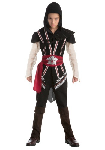 Click Here to buy Assassins Creed: Ezio Classic Teen Costume from HalloweenCostumes, CDN Funds & Shipping