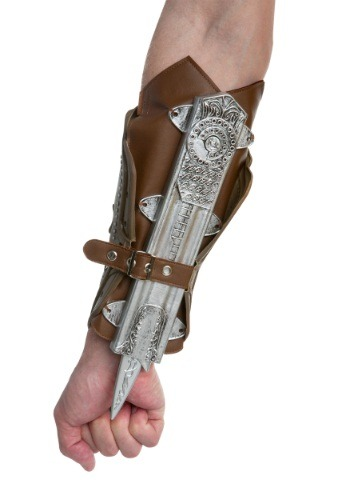 Click Here to buy Assassins Creed: Ezio Gauntlet from HalloweenCostumes, CDN Funds & Shipping