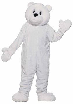 Mascot Polar Bear Costume
