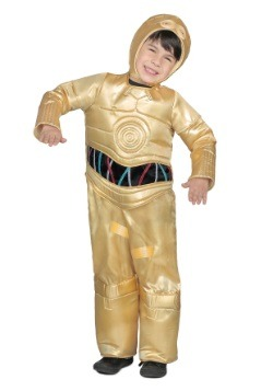 Child Deluxe C-3PO Costume