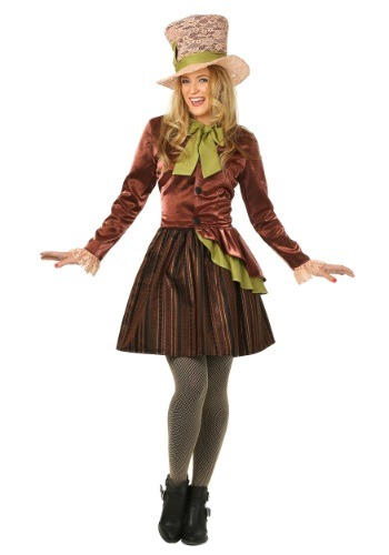 Click Here to buy Womens Mad Haddie Costume from HalloweenCostumes, CDN Funds & Shipping