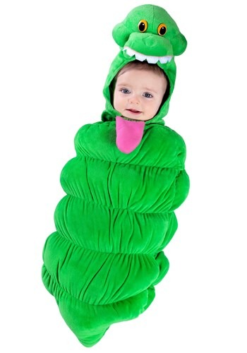 Infant Slimer Ghostbusters Bunting Costume