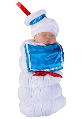 Infant Stay Puft Ghostbusters Bunting Costume