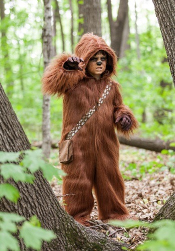 Toddler Deluxe Chewbacca Costume