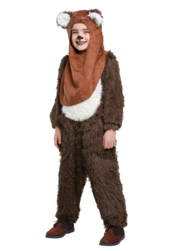 Click Here to buy Kids Deluxe Wicket/Ewok Costume | Warm Halloween Costume from HalloweenCostumes, CDN Funds & Shipping