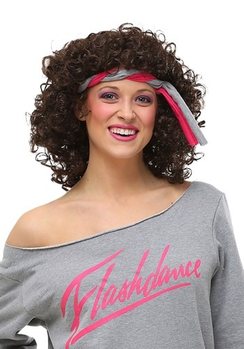 Flashdance Wig for Women