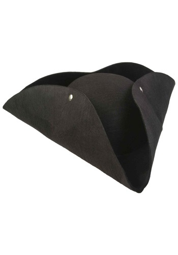 Click Here to buy Deluxe Tricorn Pirate Hat from HalloweenCostumes, CDN Funds & Shipping
