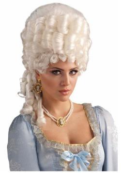 Deluxe Marie Antoinette Wig