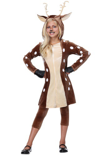 Fawn Costume for Girls
