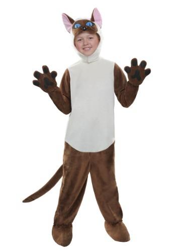 Child Siamese Cat
