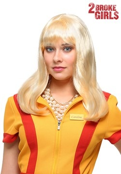 2 Broke Girls Caroline Wig