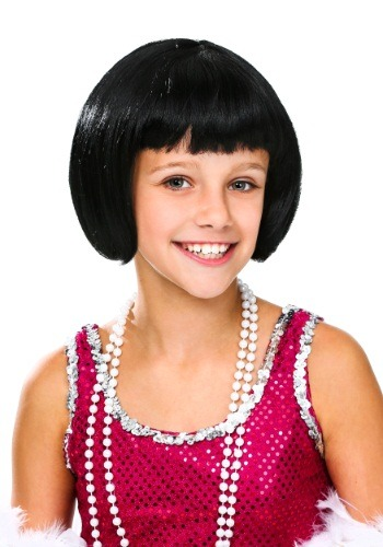Click Here to buy Flapper Wig for Kids from HalloweenCostumes, CDN Funds & Shipping