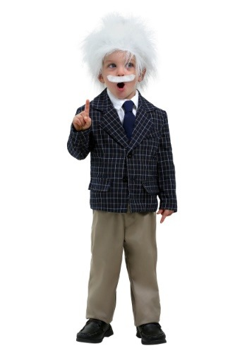 Einstein Costume for Toddlers