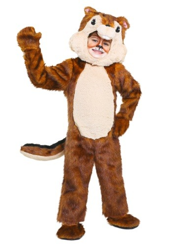 Chipmunk Costume for Toddlers
