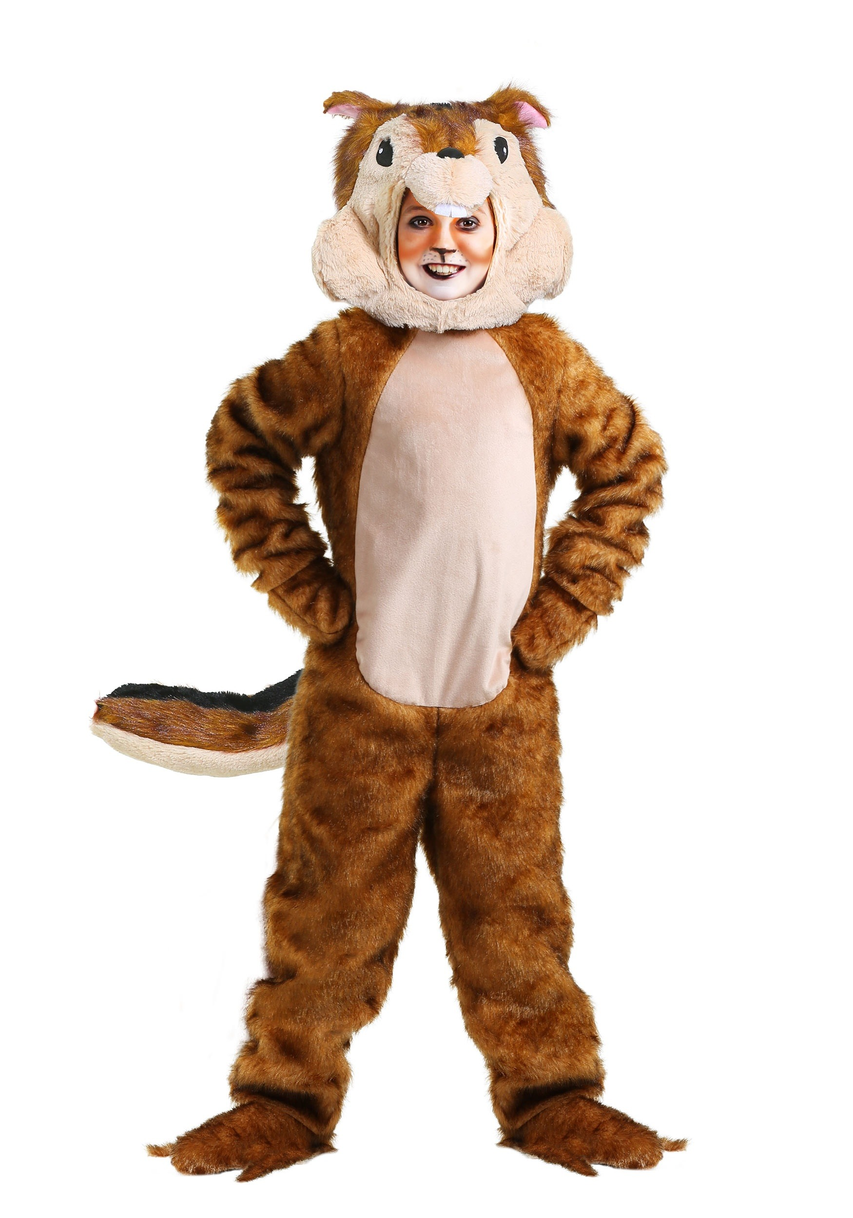 INOpets.com Anything for Pets Parents & Their Pets Chipmunk Costume for Children