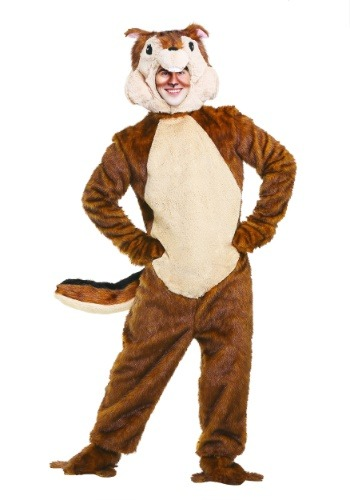 Chipmunk Costume for Adults