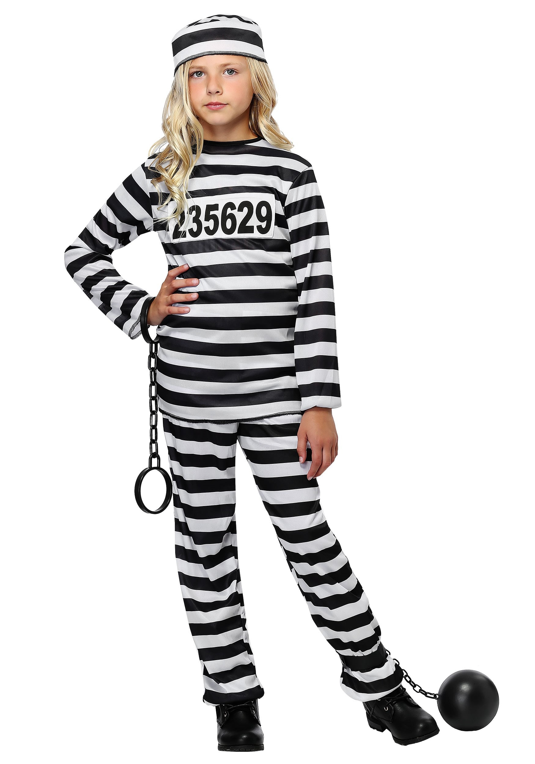 Prisoner costumes sexy prisoner halloween costumes girls prisoner costume solutioingenieria Image collections