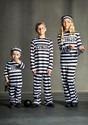 Girl's Prisoner Costume Alt 1