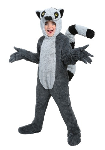 Click Here to buy Lemur Kids Costume from HalloweenCostumes, CDN Funds & Shipping