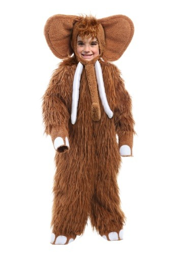 Click Here to buy Woolly Mammoth Boys Costume from HalloweenCostumes, CDN Funds & Shipping