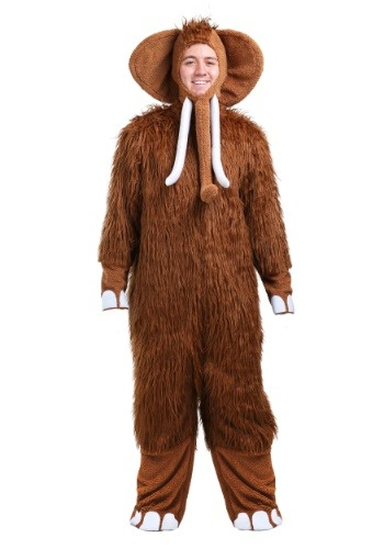 Click Here to buy Woolly Mammoth Mens Costumes from HalloweenCostumes, CDN Funds & Shipping