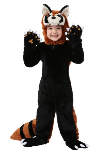 Red Panda Costume for Toddlers
