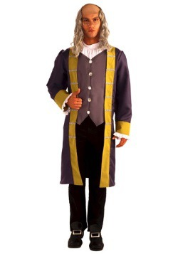 Adult Benjamin Franklin Costume