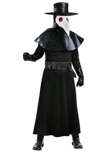 Click Here to buy Plague Doctor Costume for Adults | Historical Costumes from HalloweenCostumes, CDN Funds & Shipping
