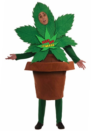 Click Here to buy Keep Off The Grass Costume from HalloweenCostumes, CDN Funds & Shipping