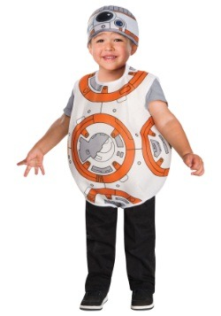 Star Wars Toddler BB-8 Costume