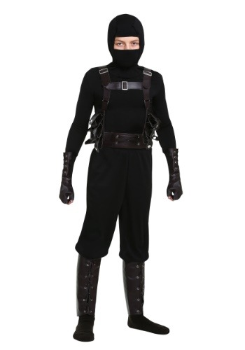 Click Here to buy Ninja Assassin Boys Costume from HalloweenCostumes, CDN Funds & Shipping