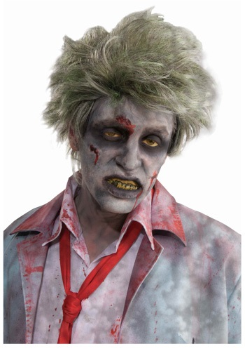 Click Here to buy Grave Zombie Wig from HalloweenCostumes, CDN Funds & Shipping