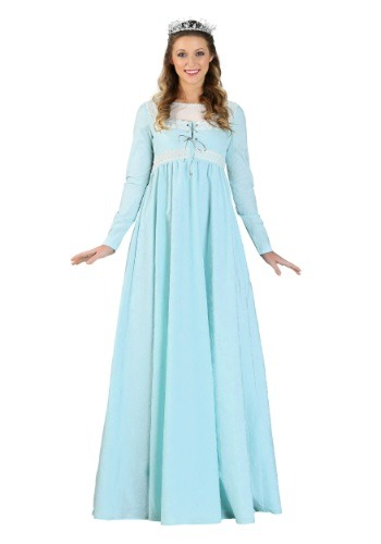 Click Here to buy Princess Bride Buttercup Costume Wedding Dress from HalloweenCostumes, CDN Funds & Shipping