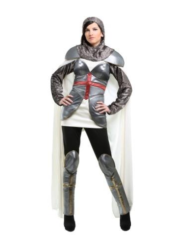 Womens Joan of Arc Costume
