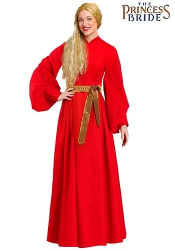 Princess Bride Buttercup Red Dress Costume