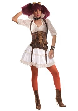 Women's Steampunk Costume