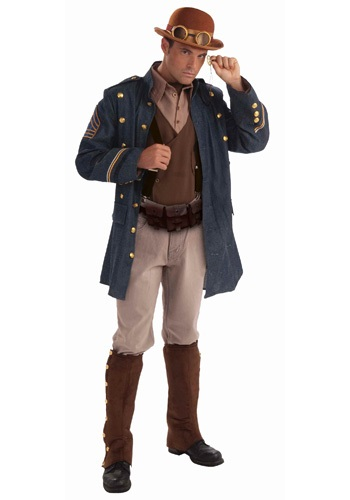 Click Here to buy Steampunk General Costume from HalloweenCostumes, CDN Funds & Shipping